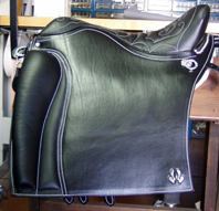Alter Relvas saddle