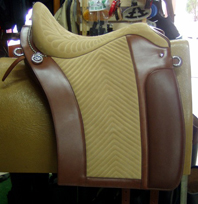 Queluz Relvas saddle